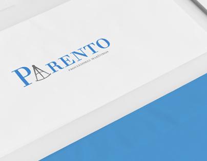 Parento   Branding
