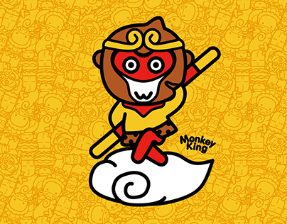 The Monkey King Wokong