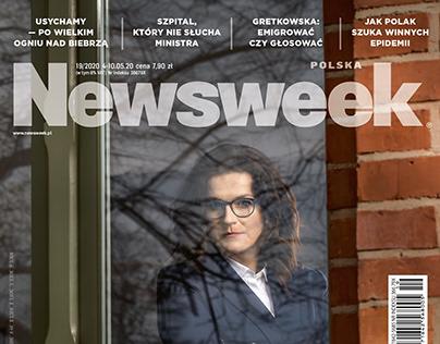 Newsweek Polska - A.Dulkiewicz/president/city of Gdańsk