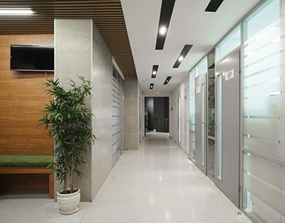 Дизайн-проект стоматологической клиники «Глобо-Стом»