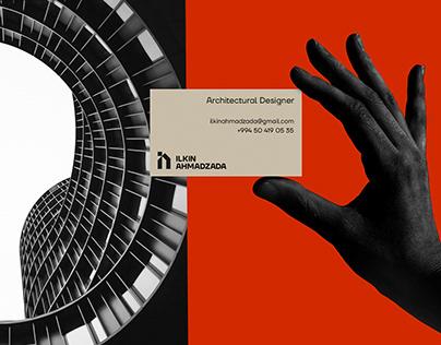 ILKİN AHMADZADA — Architectural Personal Branding