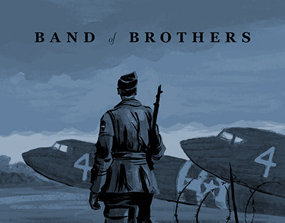 Band of Brothers Illustrations