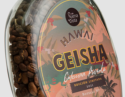 HAWAI GEISHA - Colección Privada Buena Vista café