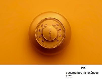 Intermediador de pagamentos PIX