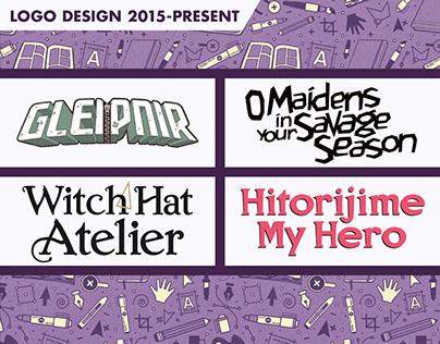 Logo Design 2015-Present