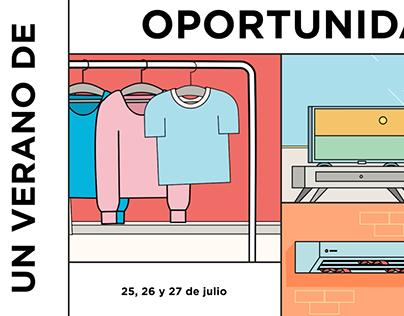 Un verano de oportunidades