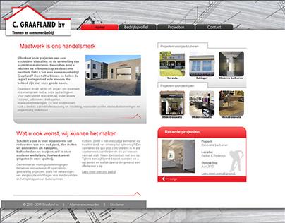 Media design for a builder
