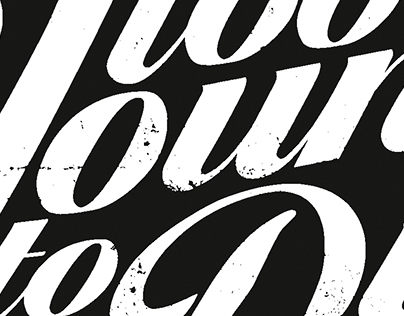 Too young to die brand identity