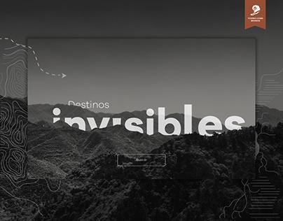 Destinos Invisibles - Young Lions 2020 Bronze PR