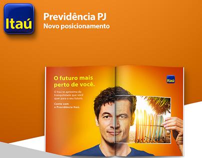 Itaú :: Reposicionamento Previdência PJ