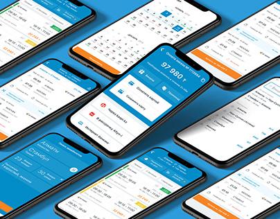 Chocotravel - flight ticket app