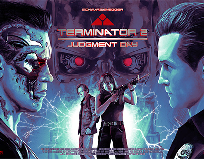 Terminator 2: Judgment Day | 36x24