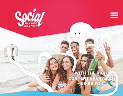 the Social Minded Agency