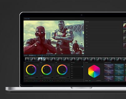 Simplified Video Editor