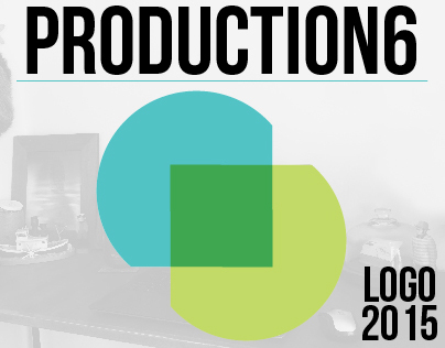 Production6: Designing the 2015 logo