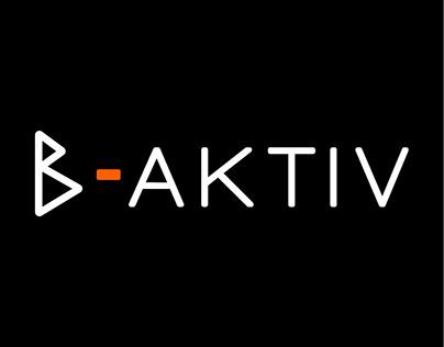 B-Aktiv - Branding