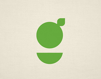 Clean Green Simple Brand & Identity