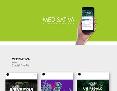Medisativa | Social Media