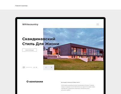 Architect developer website.