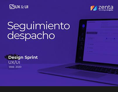 Design Sprint UX/UI