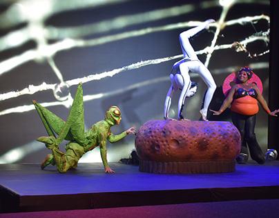 OVO: Cirque du Soleil no Brasil