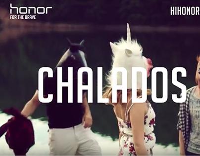 HONOR - Campaña #NosHemosVueltoLocos