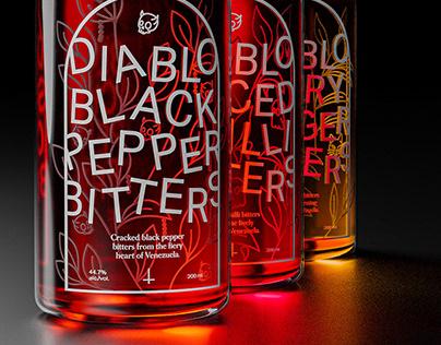 Diablo Black Pepper Bitters