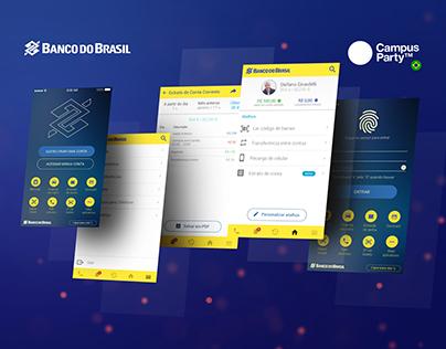 UX Challenge Banco do Brasil #CPBR10