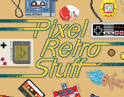 Pixel Retro Stuff