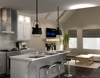 Contemporary 3D Rendering