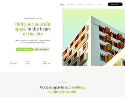 Architecture - WordPress