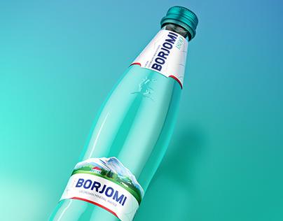 Borjomi Redesign 2019