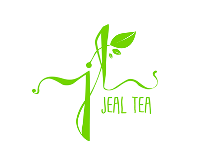 Jeal Tea Logo Studies