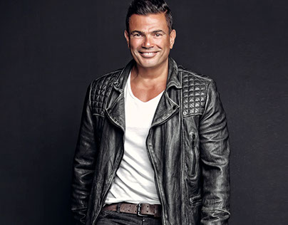 "New design for the song ""Wayah"" Amr Diab ♥"