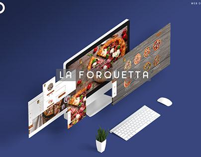 Web Design La Forquetta