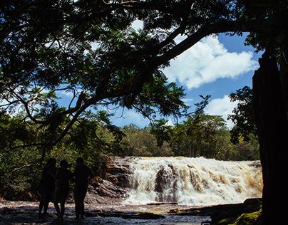 Visita: Cachoeiras de Iracema