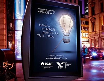 Deixe a inovação guiar a sua trajetória   ISAE/FGV