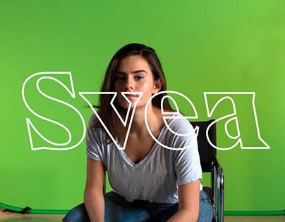 Svea - rebranding (Universal Music)