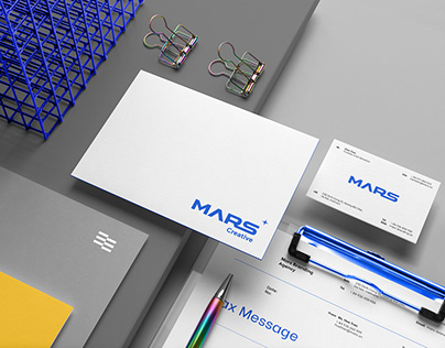 Mars Brand (Personal Project)