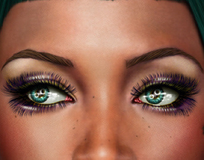 Naomi Campbell - Fashion Icons