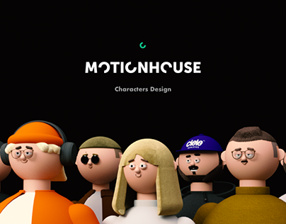 Motionhouse Characters