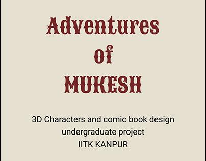 Adventures of Mukesh