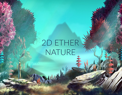 2D Ether Nature