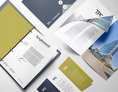 Tanglewood Property Group Branding