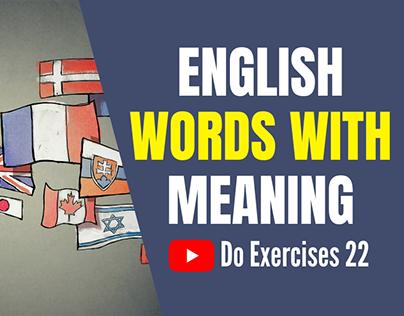English Story - English Words - englishtivi.com