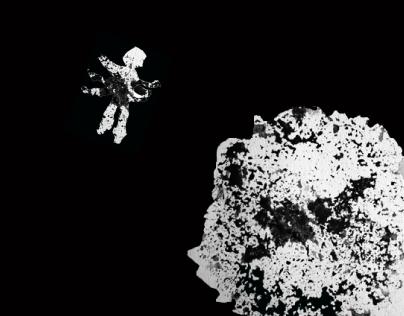 The Three Astronauts by Umberto Eco