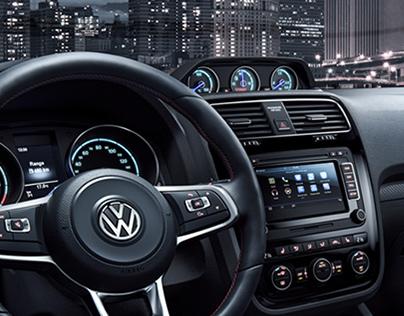 Volkswagen Scirocco CGI