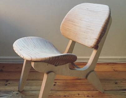 CNC Lounge chair