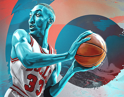 NBA Art Experiments: Vol 4