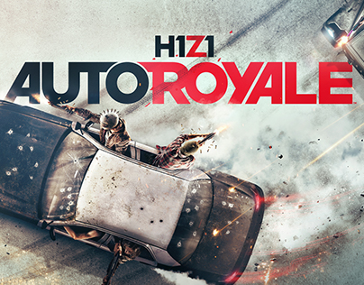 H1Z1 Auto Royale Key Art